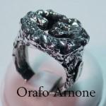 creazioni arnone anello  pezzo unico